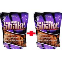 Syntrax Whey Shake, 2270 + 2270 гр