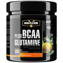 Maxler BCAA+Glutamine, 300 г