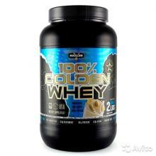 Maxler Golden Whey Protein, 910 гр