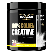 Maxler Golden Creatine, 300 гр