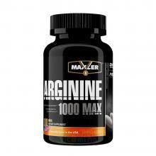 Maxler L-Arginine 1000 Max, 100 табл