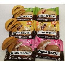 CHIKALAB Бисквитное печенье с начинкой, 50 гр