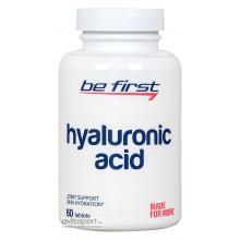 BeFirst Гиалуроновая кислота 100 мг, 60 табл