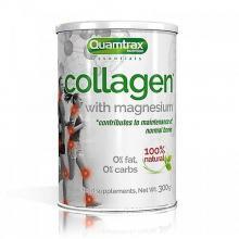Quamtrax Nutrition Collagen+Гиалуроновая кислота, 300 гр