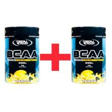 Real BCAA Instant, 400+400 г