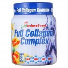 BioTechnoFood Full Collagen Complex, 30 порций