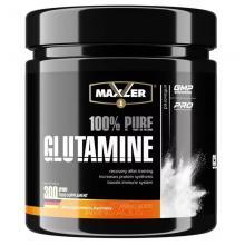 Maxler Glutamine, 300 гр (без вкуса)