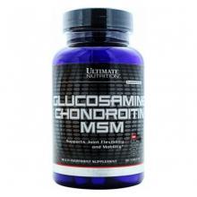 UN Глюкозамин/Хондроитин + MSМ, 90 табл