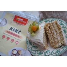 NEWA Nutrition Кекс с высоким содержанием белка, 215 гр
