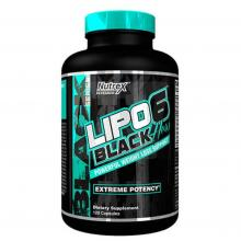 Nutrex Lipo-6 BLACK Hers, 120 капсул