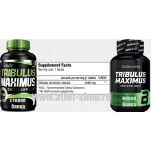 BioTech Tribullus Maximus 1500 мг, 90 табл