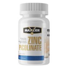 Maxler Zinc Picolinate 50 мг, 60 табл