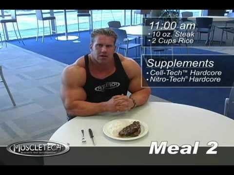 Embedded thumbnail for www.sura-sport.ru - Спортивное питание в Пензе - Питание чемпиона Jay Cutler - Mr. Olympia