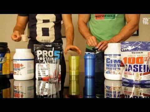 Embedded thumbnail for www.sura-sport.ru - Спортивное питание в Пензе - Протеин - основа спортивного питания. Виды протеина.