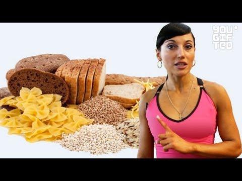 Embedded thumbnail for www.sura-sport.ru - Спортивное питание в Пензе - Все об УГЛЕВОДАХ или Как правильно питаться